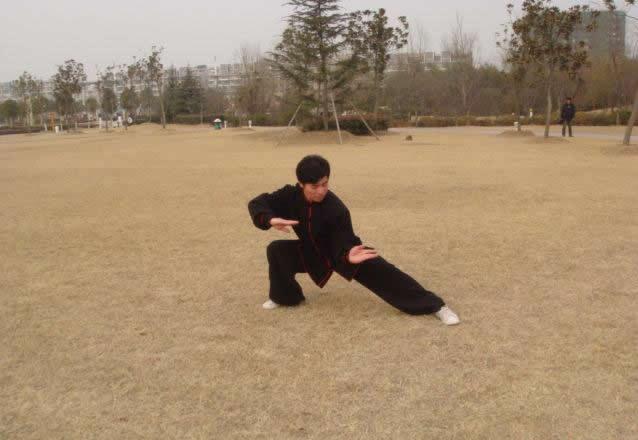 沭阳县武术培训中心教练